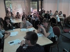 Lviv Residents Learning How to Join the Participatory Budgeting