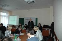 Seminars on Sharing the European Experience in Chernigiv