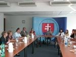 A training-trip to the Slovak Republic